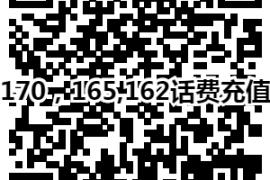 170 165 162 167 虚拟运营商手机卡充值话费