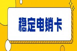 长江电销专用卡